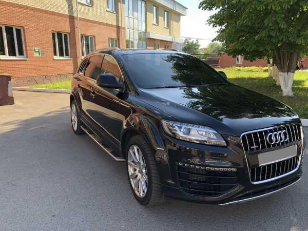 Audi Q7, 2014 год, 1 980 000 руб.