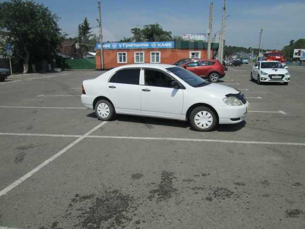 Toyota Corolla, 2001 год, 259 000 руб.