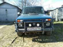 Екатеринбург 4x4 2121 Нива 2014