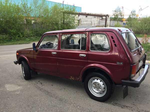 Лада 4x4 2131 Нива, 2006 год, 170 000 руб.