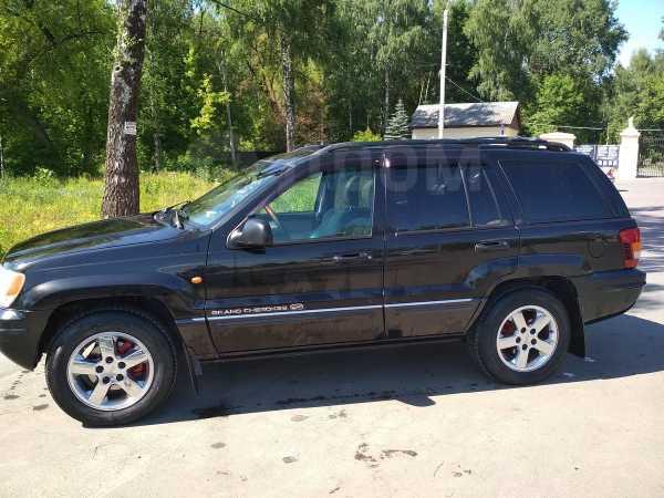 Jeep Grand Cherokee, 2004 год, 530 000 руб.