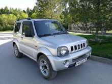 Suzuki Jimny, 2003 г., Новосибирск