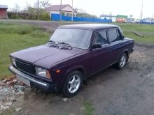 ВАЗ (Лада) 2107, 2004 г., Омск