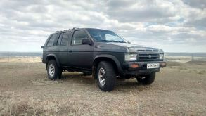Орск Pathfinder 1993