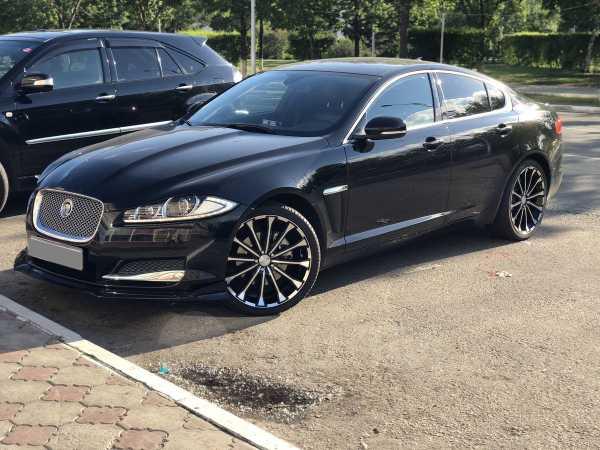 Jaguar XF, 2013 год, 1 714 999 руб.