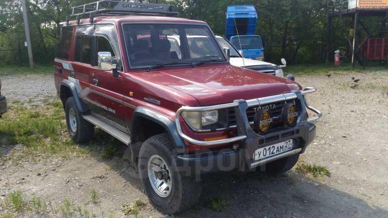 Toyota Land Cruiser Prado, 1993 год, 770 000 руб.