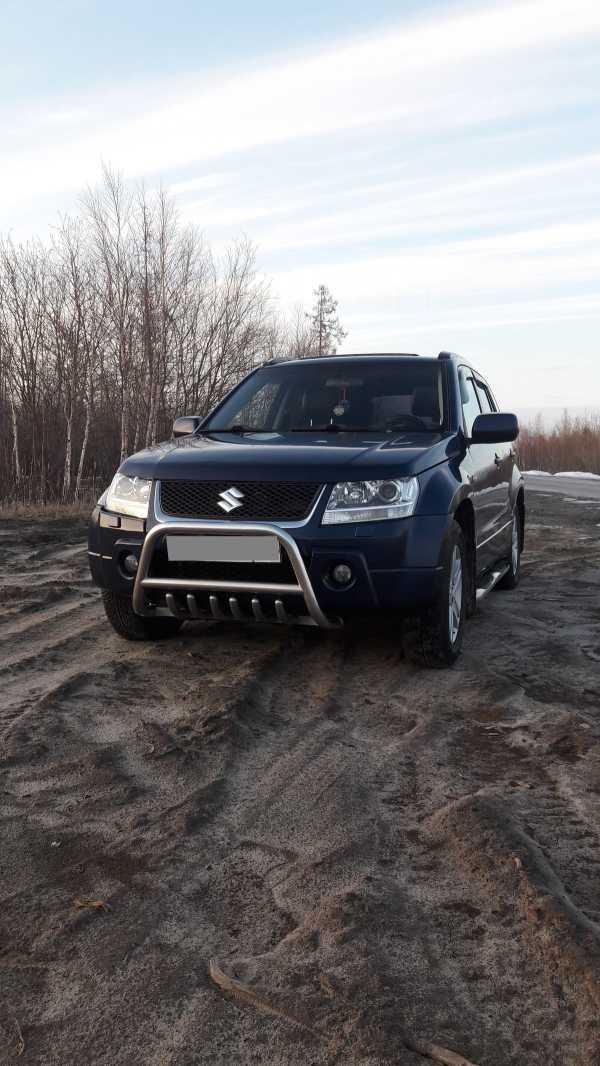 Suzuki Grand Vitara, 2007 год, 600 000 руб.