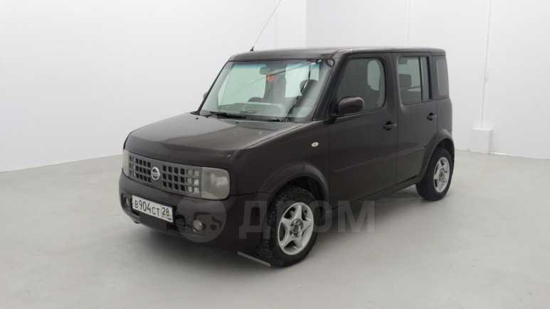 Nissan Cube, 2008 год, 290 000 руб.
