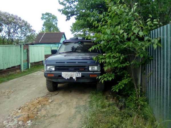 Nissan Terrano, 1990 год, 150 000 руб.