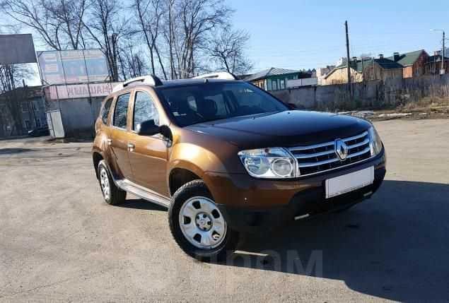 Renault Duster, 2012 год, 425 000 руб.