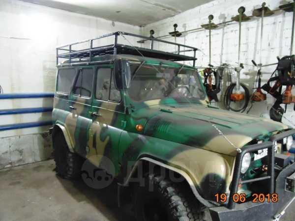 УАЗ 3151, 1997 год, 210 000 руб.
