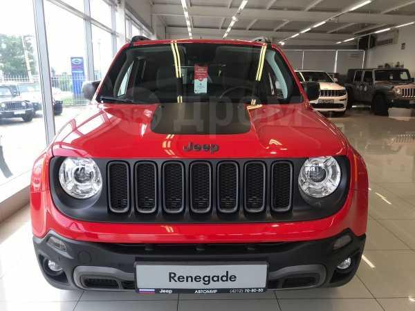 Jeep Renegade, 2018 год, 2 735 100 руб.
