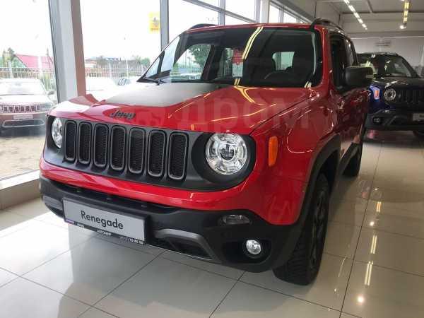 Jeep Renegade, 2018 год, 2 445 100 руб.