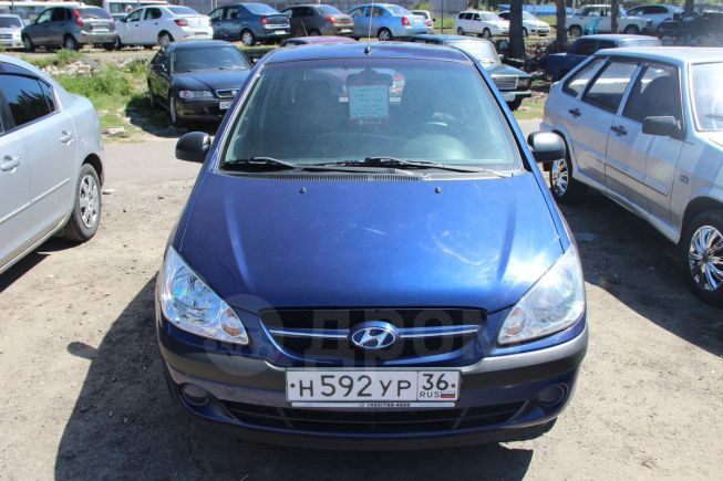 Hyundai Getz, 2008 год, 248 000 руб.