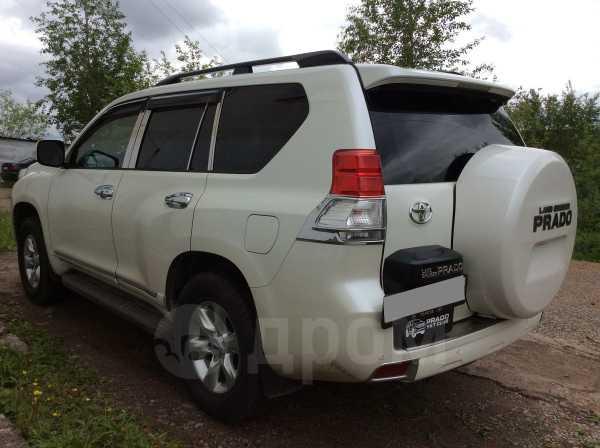 Toyota Land Cruiser Prado, 2009 год, 1 555 000 руб.