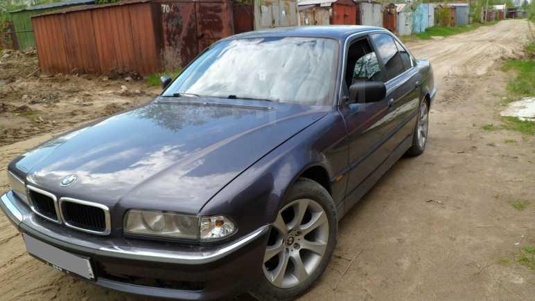 BMW 7-Series, 1997 год, 230 000 руб.