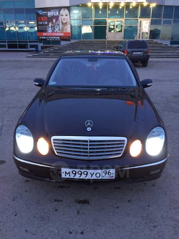 Mercedes-Benz E-Class, 2004 год, 603 000 руб.