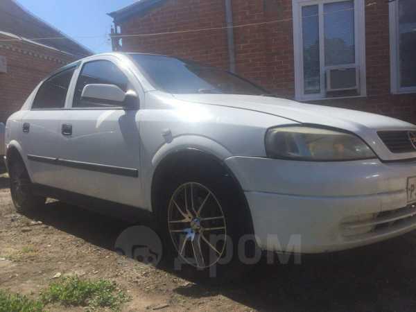 Opel Astra, 1999 год, 140 000 руб.