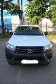 Toyota Hilux Pick Up, 2015 год, 1 590 000 руб.