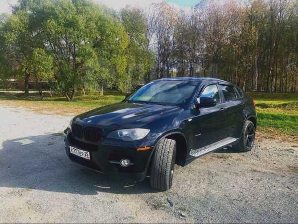 BMW X6, 2009 год, 1 380 000 руб.