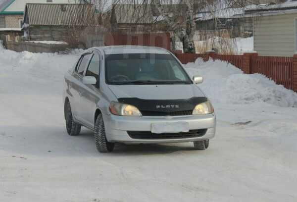 Toyota Platz, 2002 год, 205 000 руб.