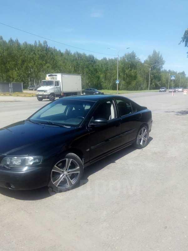 Volvo S60, 2003 год, 265 000 руб.