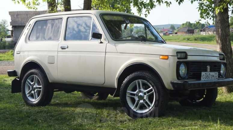 Лада 4x4 2121 Нива, 1989 год, 99 000 руб.
