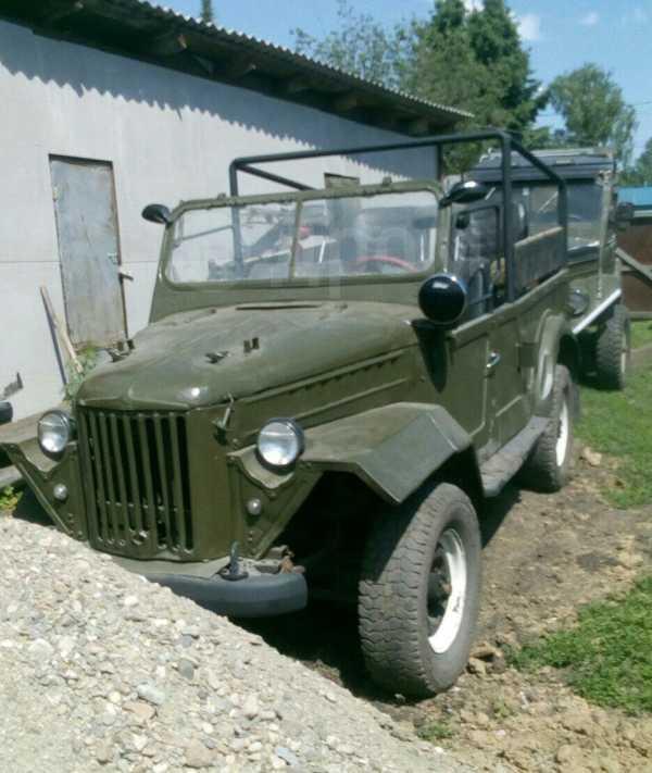 ГАЗ 69, 1980 год, 58 000 руб.