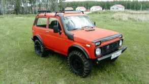 Челябинск 4x4 2121 Нива 1993