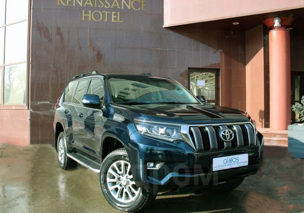Toyota Land Cruiser Prado, 2019 год, 3 365 000 руб.
