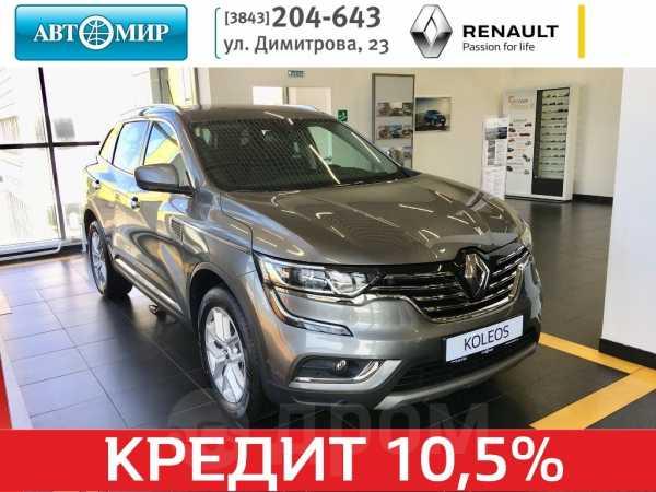 Renault Koleos, 2017 год, 1 817 990 руб.