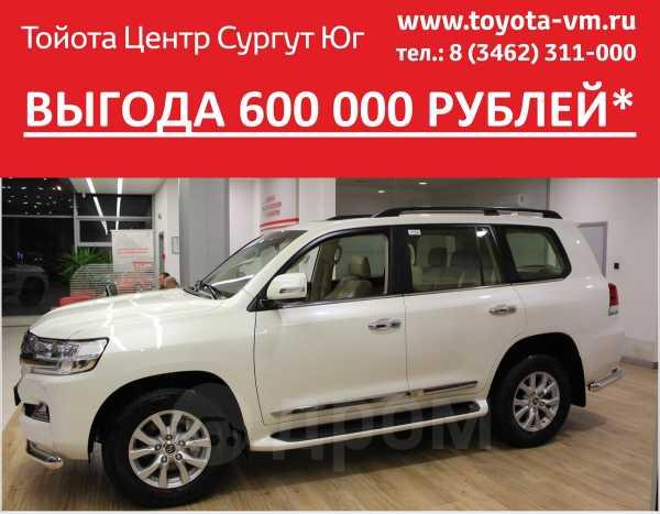 Toyota Land Cruiser, 2017 год, 4 860 000 руб.