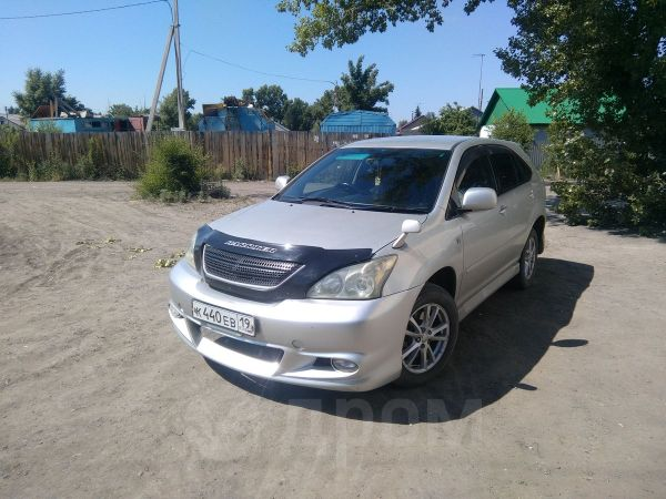 Toyota Harrier, 2003 год, 690 000 руб.