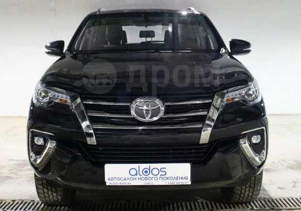 Toyota Fortuner, 2018 год, 2 795 000 руб.