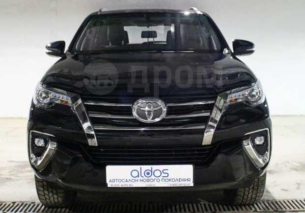 Toyota Fortuner, 2019 год, 2 819 000 руб.