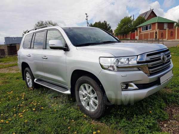 Toyota Land Cruiser, 2017 год, 4 350 000 руб.