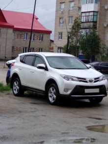 Ноябрьск Toyota RAV4 2013