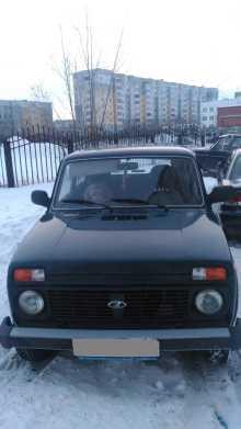 Нижневартовск 4x4 2121 Нива 2011