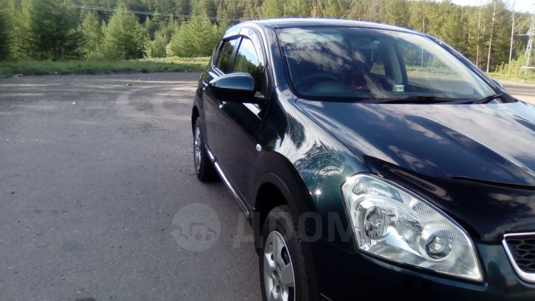 Nissan Dualis, 2011 год, 730 000 руб.