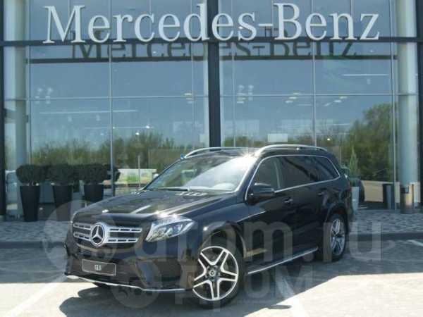 Mercedes-Benz GLS-Class, 2017 год, 5 400 000 руб.