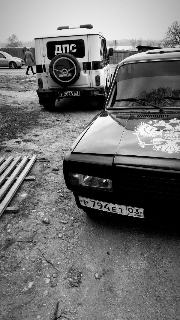 Лада 2107, 2001 год, 100 000 руб.