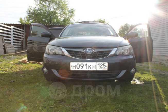 Subaru Impreza, 2007 год, 405 000 руб.