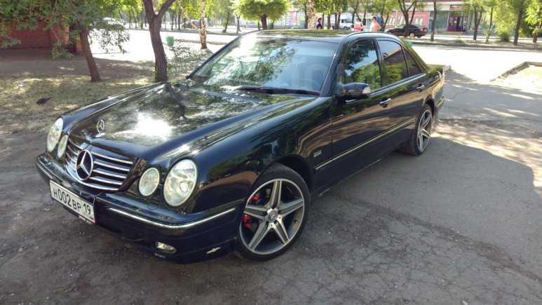Mercedes-Benz E-Class, 2002 год, 550 000 руб.