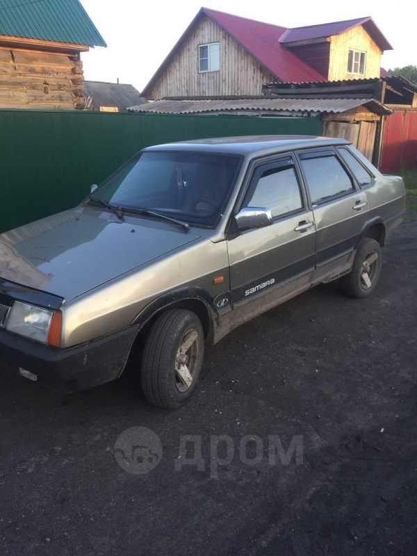 Лада 21099, 2001 год, 59 000 руб.