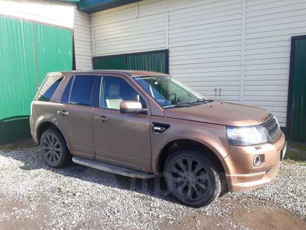 Land Rover Freelander, 2014 год, 1 180 000 руб.