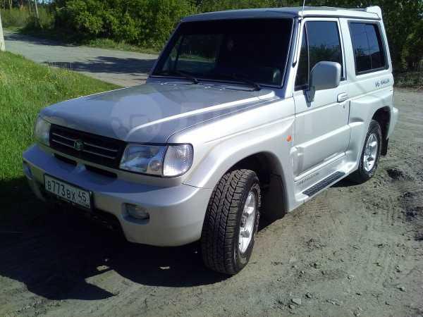Hyundai Galloper, 1999 год, 332 000 руб.