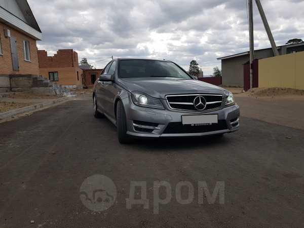 Mercedes-Benz C-Class, 2012 год, 970 000 руб.