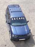 Ford Escape, 2001 год, 400 000 руб.