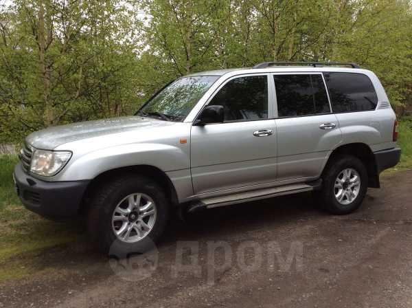 Toyota Land Cruiser, 2005 год, 1 380 000 руб.