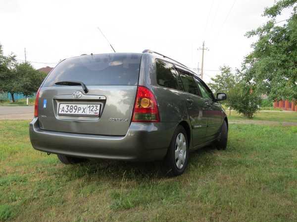 Toyota Corolla, 2004 год, 379 000 руб.